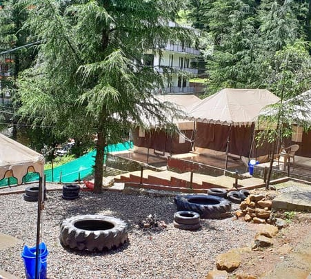 Camping with Barbeque in Dharamshala Flat 20% off