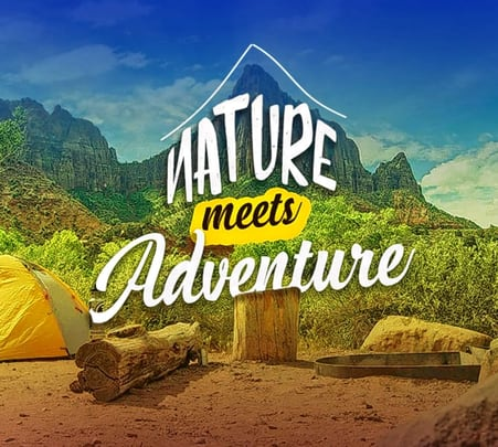Camping with Adventure Activities at Kanakapura