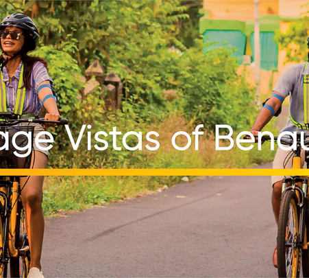 E-biking Tour in Benaulim Village