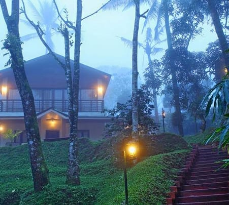 Stay at Carmelia Haven in Thekkady, Kerala