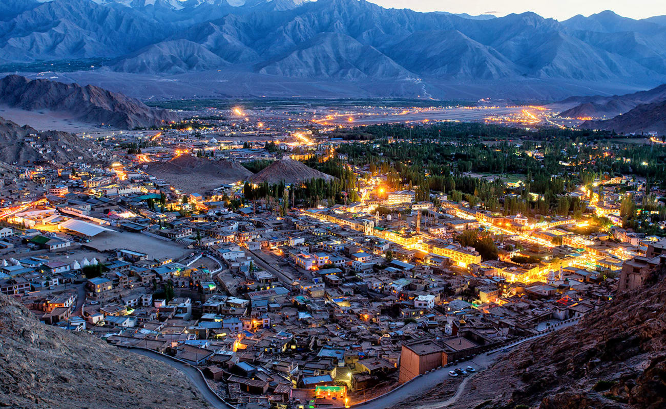Leh Tours From Pune