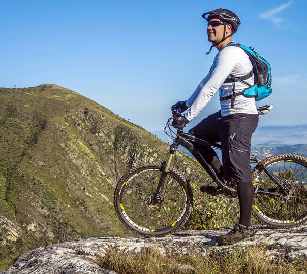 Mountain Biking in Himalayas 2018