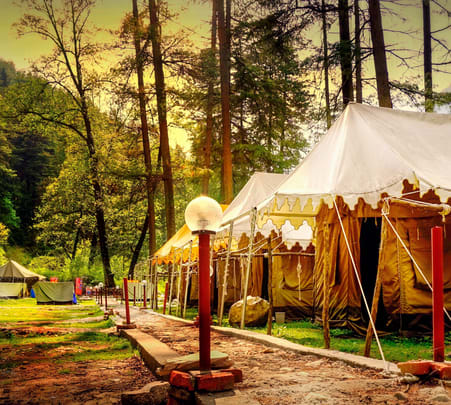Kasol Camping with Kheerganga and Tosh Trek from Delhi Flat 20% off