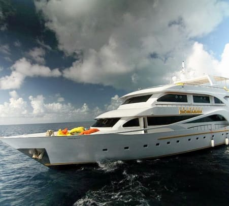 Surfing and Boat Charter Tour in Male Atoll