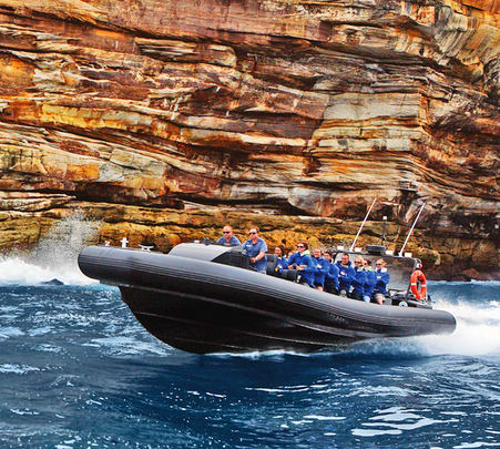 Bondi Beach Offshore Adventure Ride