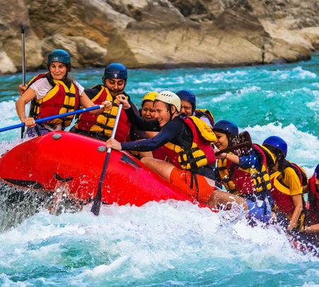Rafting In Rishikesh Flat 41% Off