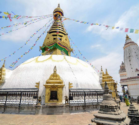 Kathmandu Sightseeing Tour For 4 Days and 3 Nights