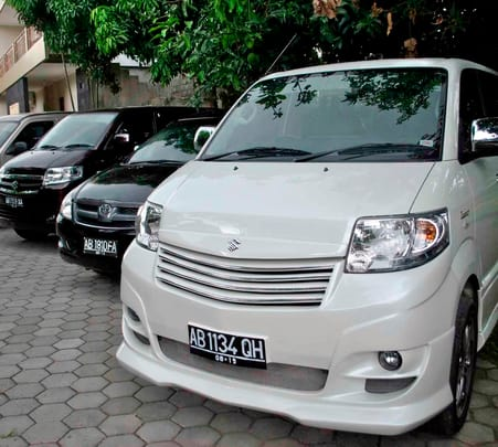 Car Rental in Ubud