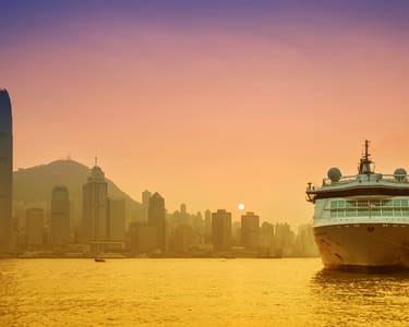 Victoria Harbour Cruise, Hong Kong @ Flat 15% off