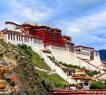 4 Days Tour of Lhasa City