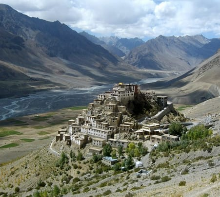 Bike Tour of Spiti