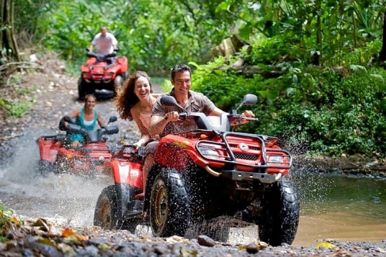 Atv Ride at Gianyar in Bali