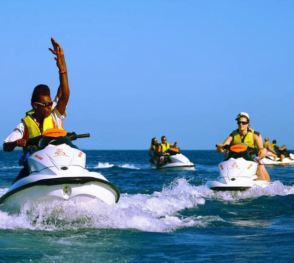 Guided Jet Ski Expereince in Dubai