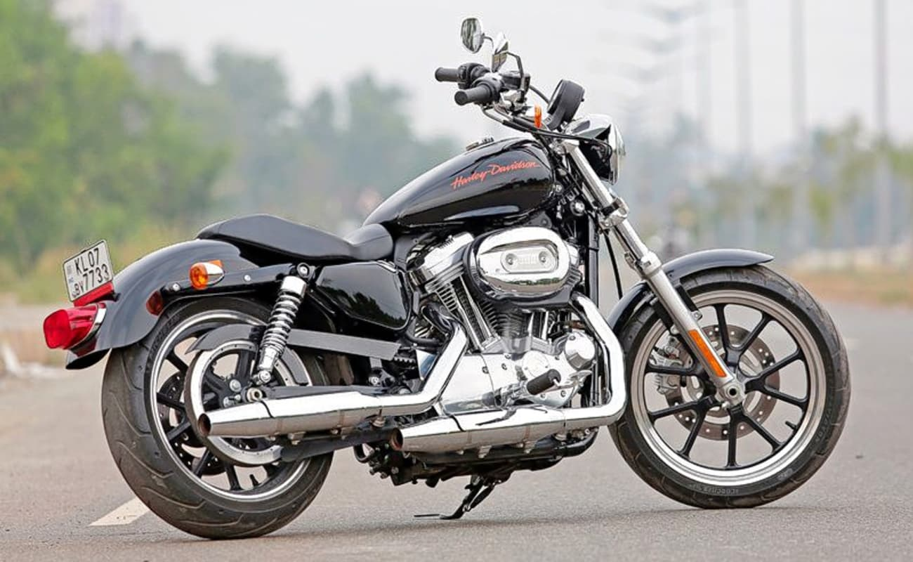 Rent A Harley Davidson Superlow In Mumbai | Thrillophilia