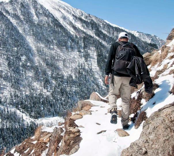 Har Ki Dun Trek, Uttarakhand - 2018