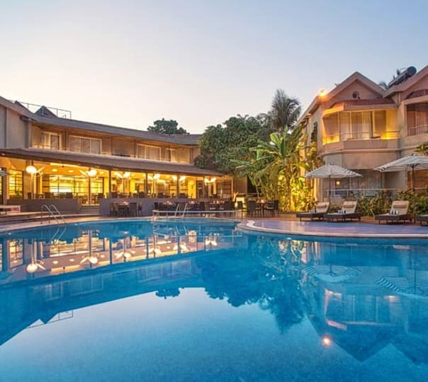 Recreational Stay at Whispering Palms Beach Resort