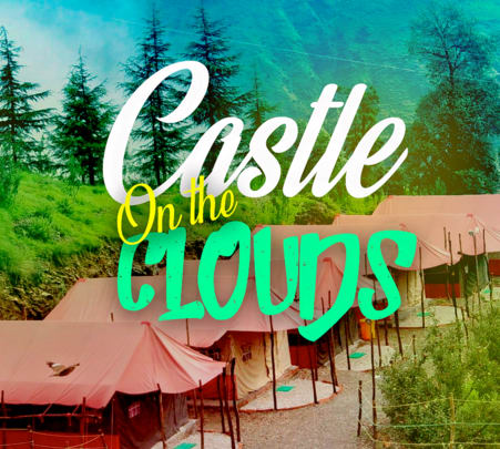Camping Amidst the Clouds, Chail, Shimla