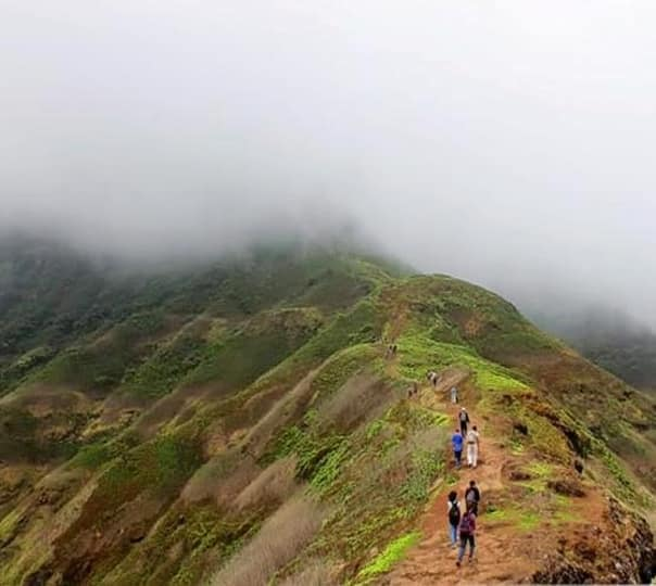 Trek to Kalsubai