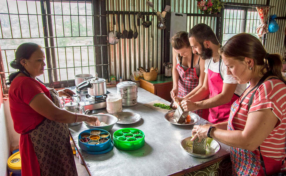 Kathmandu Cooking Classes Flat 20% Off