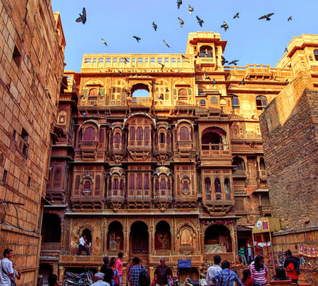 Discover Jaisalmer - Full-day Sightseeing Tour