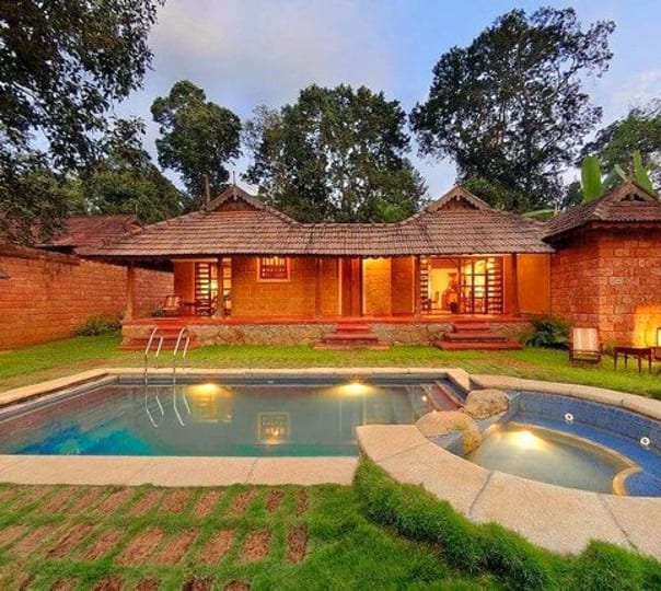 Stay At Orange County Resort In Coorg
