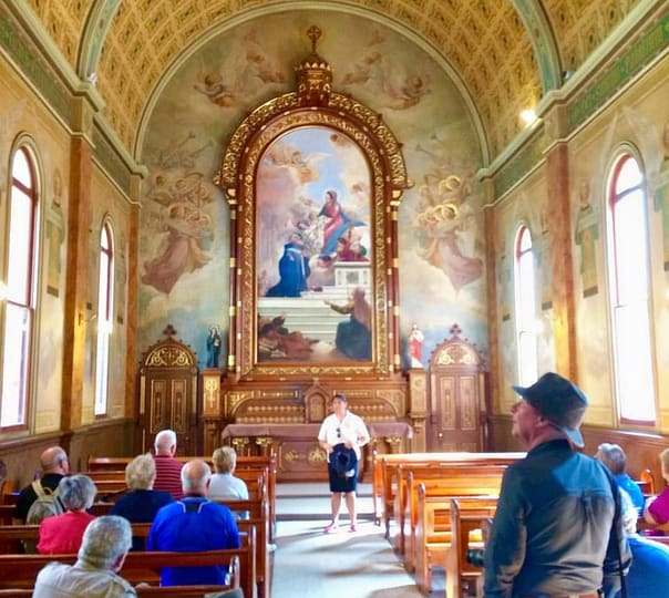 Day Trip to New Norcia