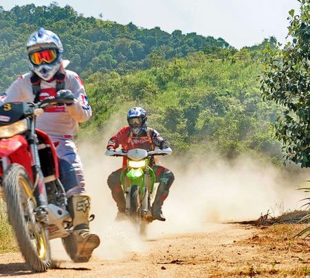 Enduro Madness - 3 Hour Dirt Bike or Atv Riding in Pattaya