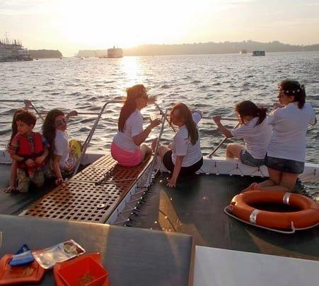Party Cruises in Goa