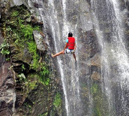 Experience Canyoning in Vashisht near Manali