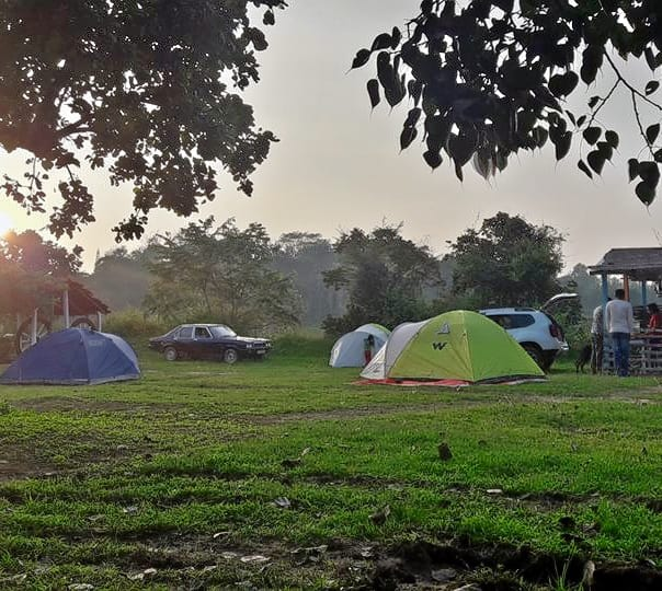 Adventure Camping Experience near Chikmagalur