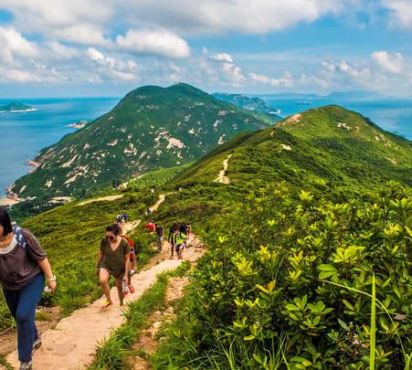 Dragon's Back Trail, Hong Kong @ Flat 16% off