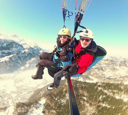 Paragliding Experience at Halan in Himachal Pradesh