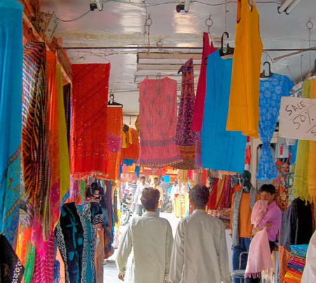 Shopping Tour of Jaipur