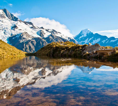 10 Nights New Zealand Tour: North South Island Special