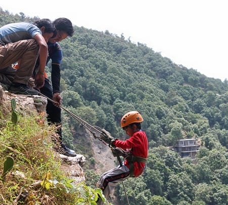 Adventure Activities in Shimla