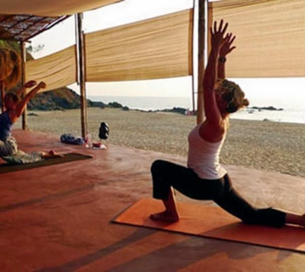Yoga Holiday