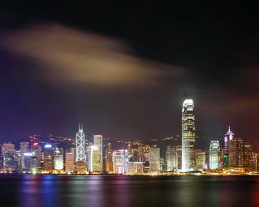 Victoria Harbour Hong Kong Night Tour, Flat 20% off