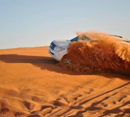 Dubai Desert Safari with BBQ Dinner
