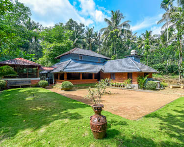 Nature Homestay with Yoga and Meditation Facility in Wayanad