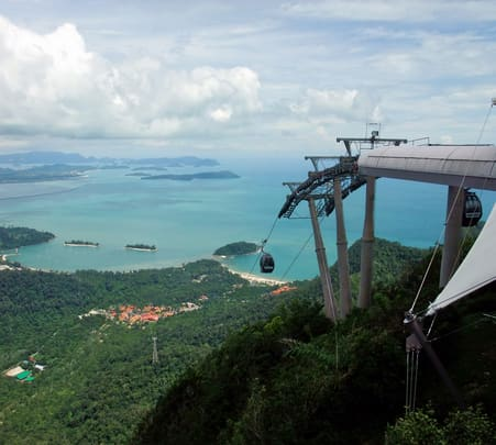 Day Tour to Langkawi Sky Bridge