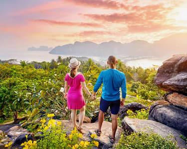 6 Days Romantic Honeymoon Tour of Thailand Flat 20% off
