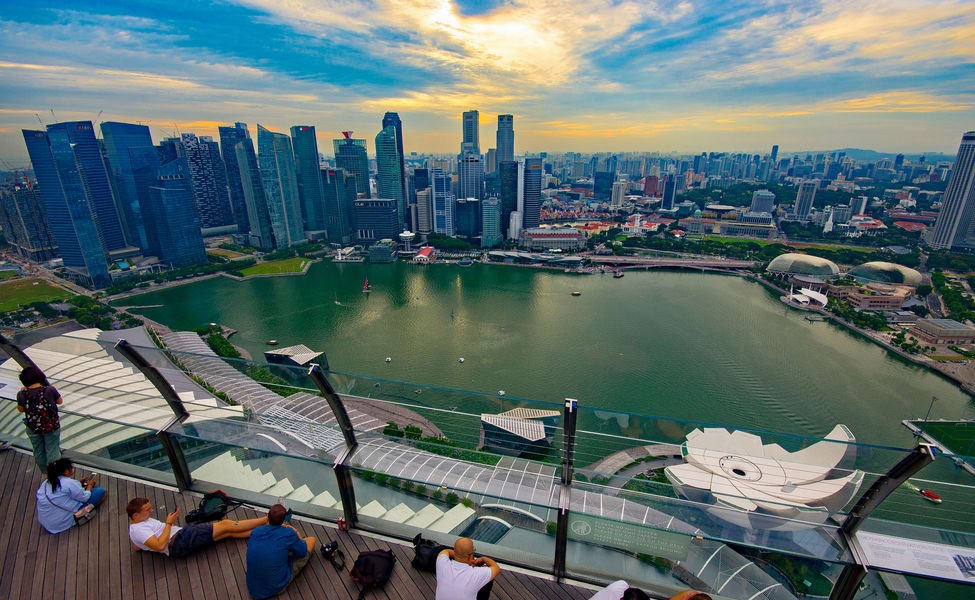 observation deck marina bay sands skypark flat 25 off