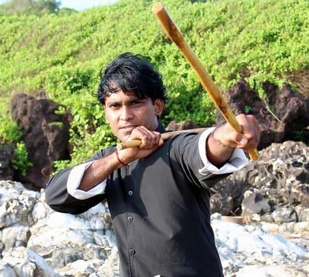 Self Defense Training at Filipino sticks in Goa