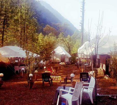 River View Budget Campsite in Chalal