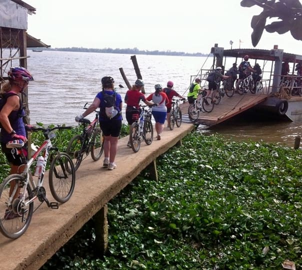 5 Days/4 Nights Cycling Trip in Mekong and Phu Quoc Island