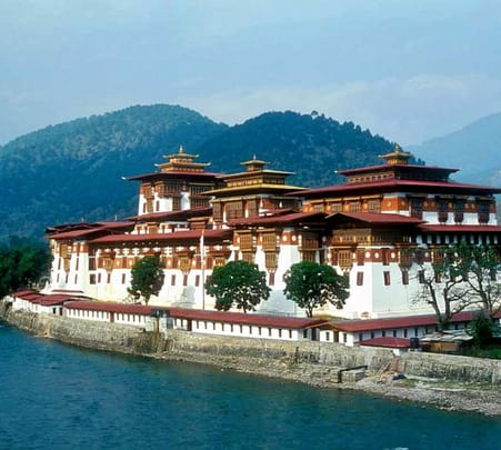 8 Days 7 Nights Bhutan Tour