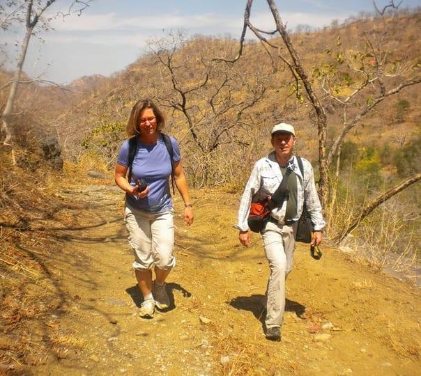 Short Trekking at Ranakpur in Rajasthan