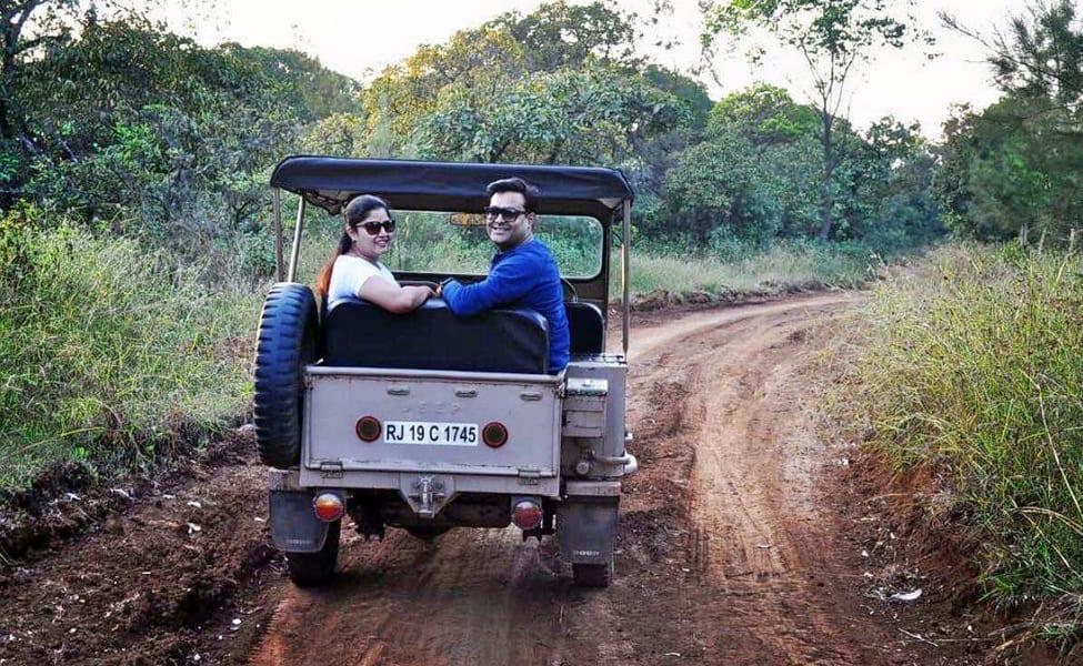 Panchgani Jeep Safari Tour Flat 15% Off