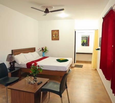 Stay at Yercaud Rain Forest Resort