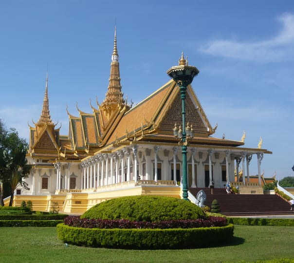 5 Day Tour of Cambodia